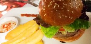 Androuet burger