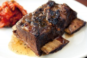 Ten-hour beef shortrib