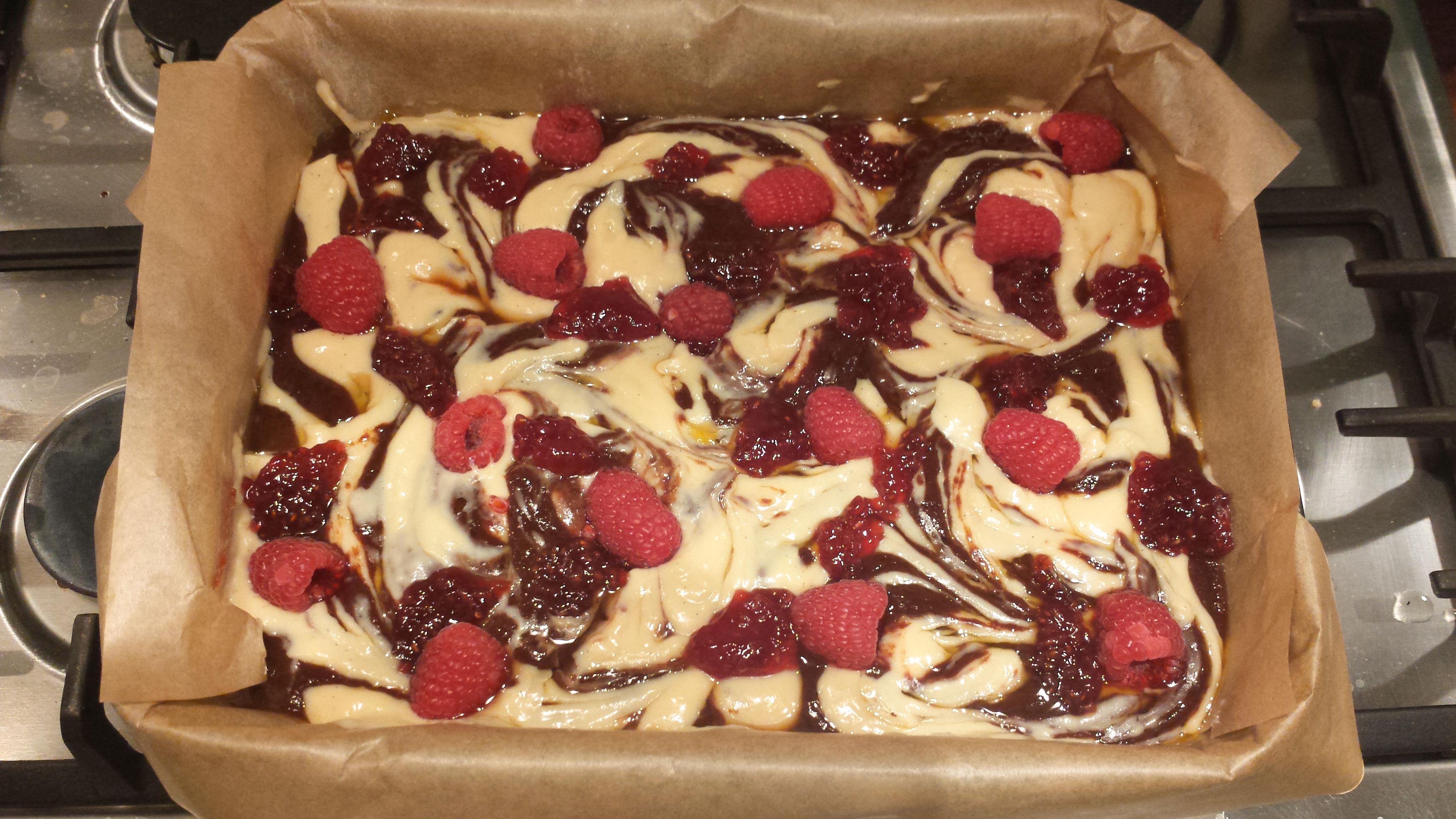 Jamie Oliver Chocolate Cake Rasberry