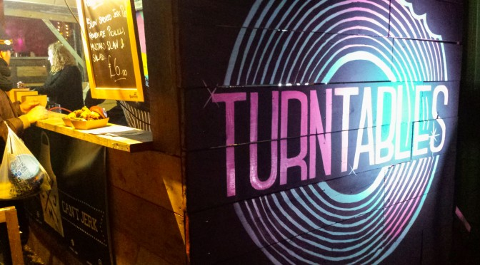 Turntables: Hackney Wick