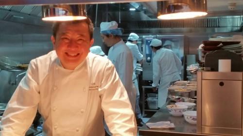 Chef Tong Chee Hwee