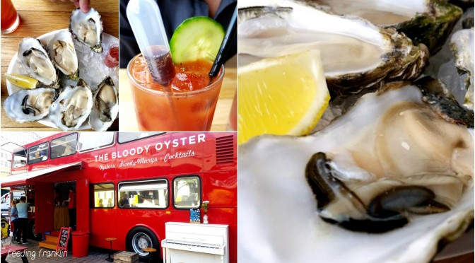 The Bloody Oyster: Get there quick!