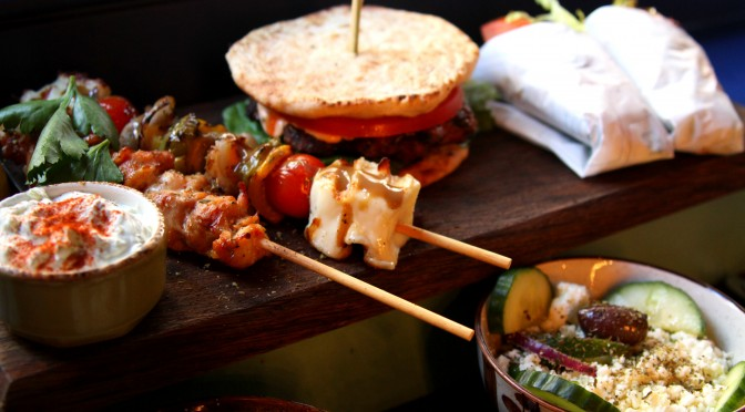 Suvlaki: Greek street food in Soho