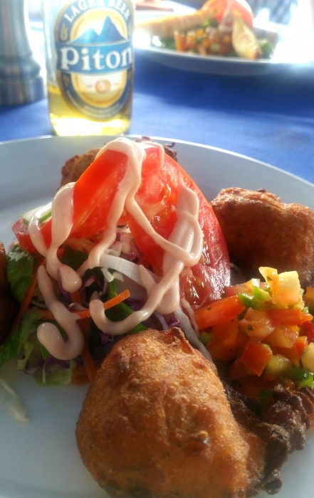 st lucia food