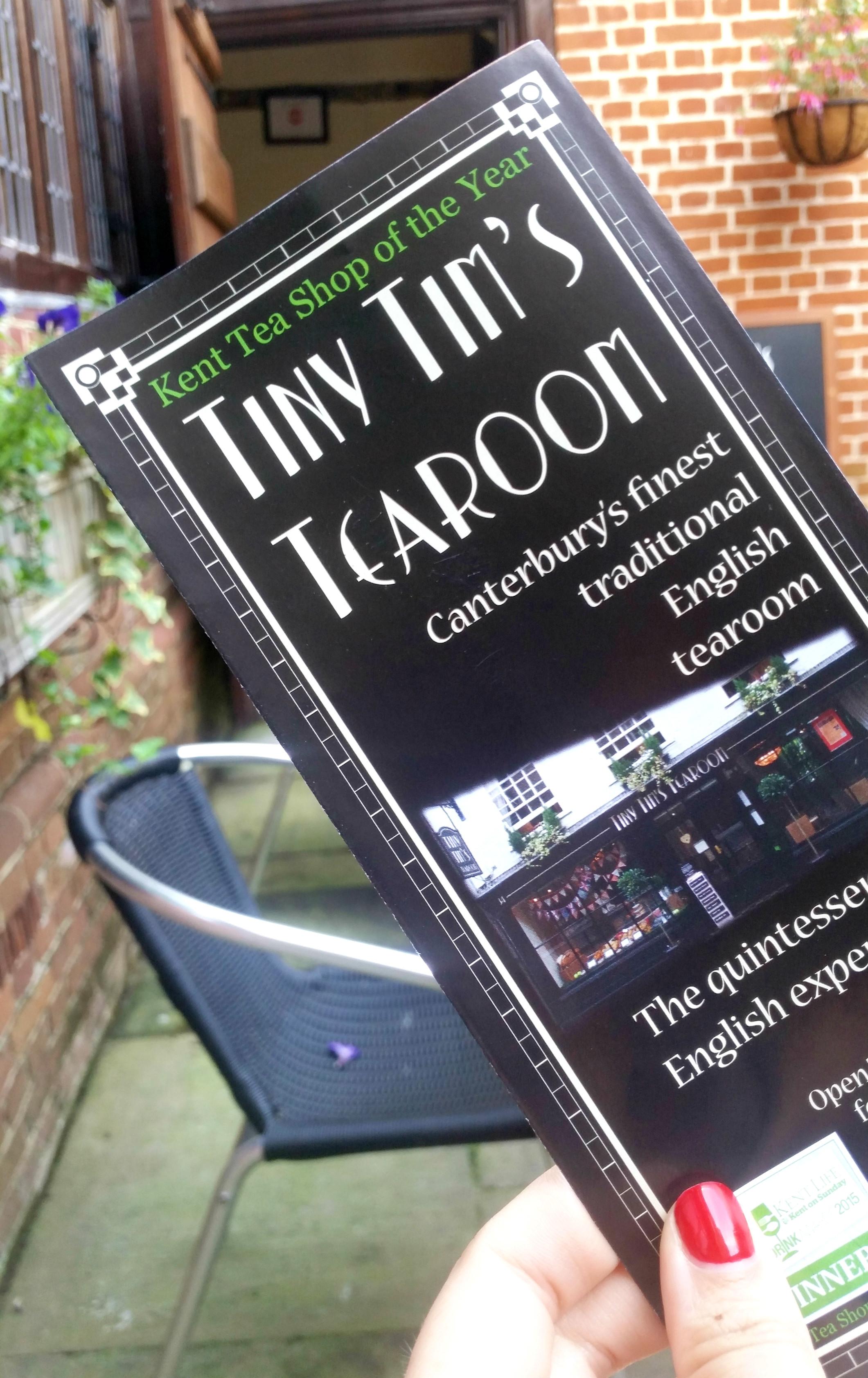 tiny tims tearoom
