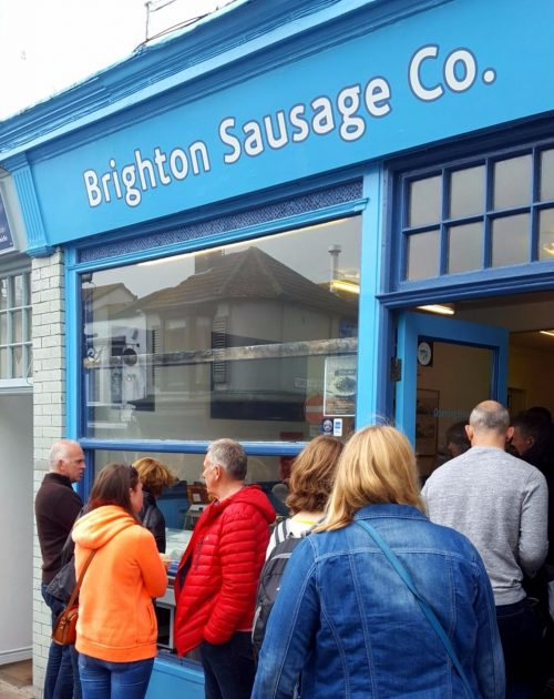 brighton food tour